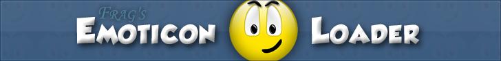 Frag's Emoticon Loader banner